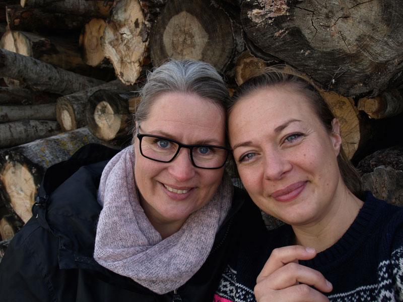 Heidi & Tina